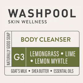 Lemongrass · Lime · Lemon Myrtle [GOAT'S MILK] [G3]