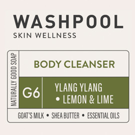 Ylang Ylang · Lemon · Lime [GOAT'S MILK] [G6]
