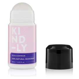 KIND-LY Rose & Geranium Deodorant