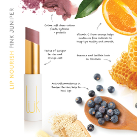 Pink Juniper Lip Nourish 3g