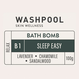 Bath Bomb [B1] · Sleep Easy