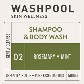 Rosemary · Mint Shampoo & Body Wash [02]