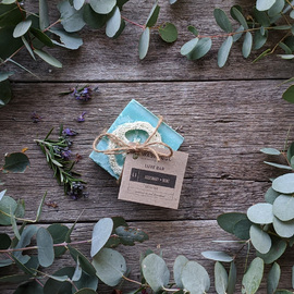Rosemary · Mint [Loofah Bar] [L1]