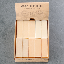 Box of 10 THREE IN ONE Soaps - Bare