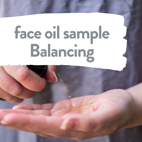 Sample Face Oil - Balancing [02]